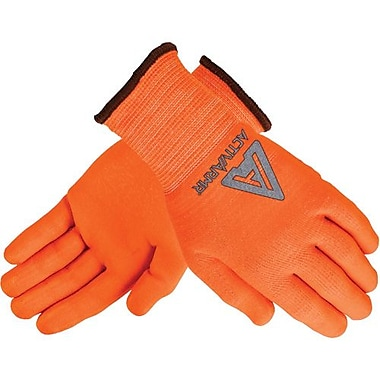 Ansell Gloves 97-013, Medium-Duty High Viz, Size 7, 6 Pairs/Pack (114775)