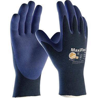 ATG Gloves Maxiflex Elite 34-274 18-Gauge, Size M, 12 Pairs/Pack (34-274/M-CN)