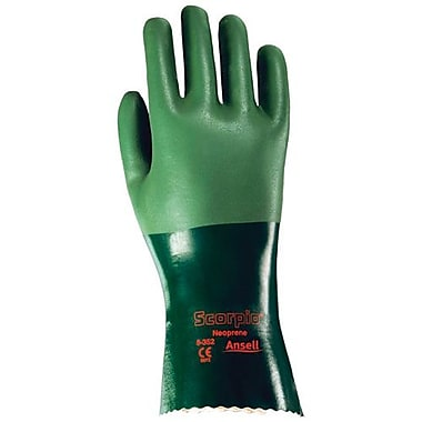 Ansell Glove, Neoprene, Full Coat, 1