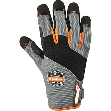 Ergo dyne Gloves 820 High Abrasion Handling, 2X-Large, 2 Pairs/Pack (17246)