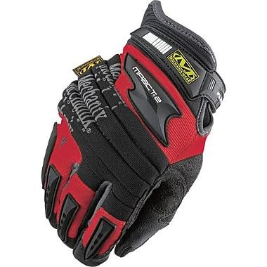 Mechanix Wear – Gants Mechanix M-Pact2, rouge, très grand (11), 2 paires/pqt (MP2-02-011)