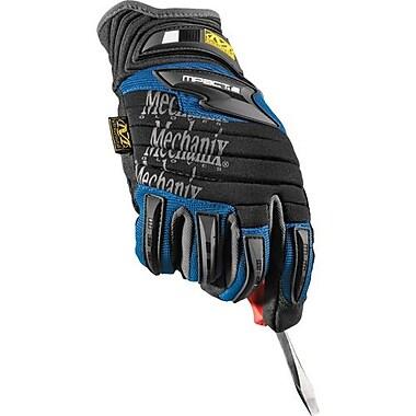 Mechanix Wear – Gants Mechanix M-Pact2, bleu, petit (8), 2 paires/pqt (MP2-03-008)