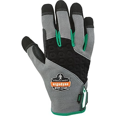 Ergo dyne Gloves 710 Tx Heavy-Duty+ Touch, X-Large, 2/Pack (17135)