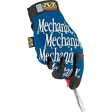 Mechanix Wear – Gants Mechanix Original, bleu, 3 paires/paquet (MG-03-012)
