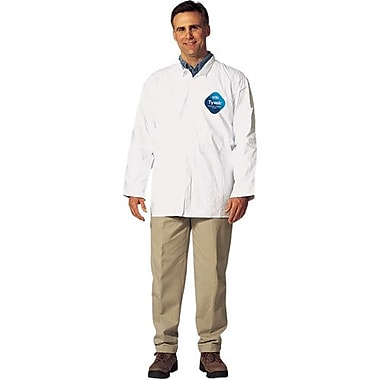 Dupont Personal Protection Shirt Tyvek Surged Seams 25/Pack (TY303S-4)