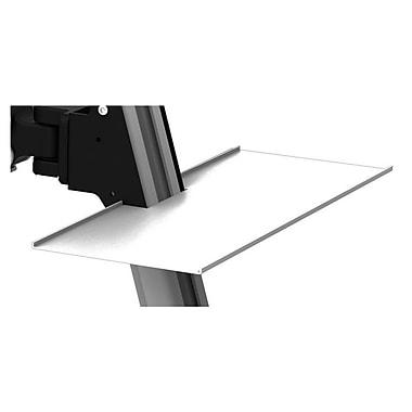 Rocelco – Plateau pour accessoires de bureau flottant EFD ergonomique