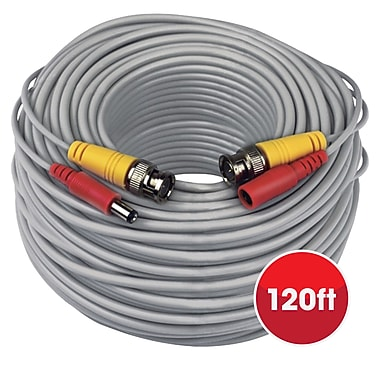 Defender HD Camera Extension Cable, 120 ft (HDCBL120)