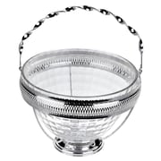 Corbell Silver Company Queen Anne Corbell Silver Company Fruit Bowl