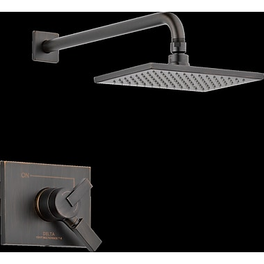Delta Vero Monitor 17 Series Shower Faucet Trim w/ Lever Handle; Venetian Bronze