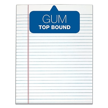 TOPS® The Legal Pad Notepad, 8.5
