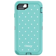 OtterBox® Defender Graphics Case for Apple iPhone 7, Mint Dot (7753931)