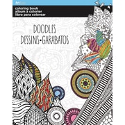 ArtZone Doodles Adult Colouring Book