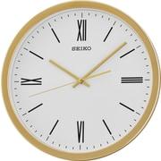 Seiko – Horloge murale QXA676G, 12 1/4 diam. x 1 3/4 (po)
