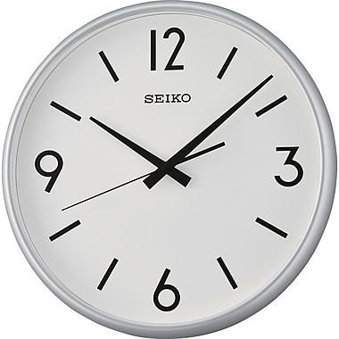 Seiko QXA677A Wall Clock, 13 3/4