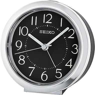 Seiko – Réveil QHE146A, 3 1/2 x 3 1/2 x 1 3/4 (po)