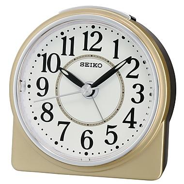 Seiko – Réveil QHE137G, 3 5/8 x 3 3/8 x 1 5/8 (po)