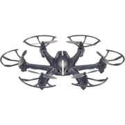 Riviera RC RIV-X800CB Falcon Hexacopter Wi-Fi Drone Black