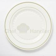 Chef Handler Mystique 540 Piece Fine Plastic Plate Set