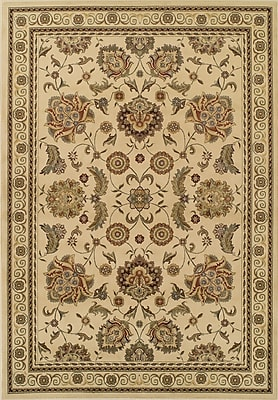 Dalyn Rug Co. Wembley Ivory Area Rug; 9'6'' x 13'2''