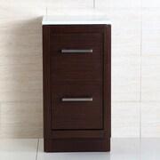Bellaterra Home 16'' W x 31'' H Cabinet