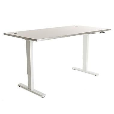 Urban 9-5 Standing Desk; White