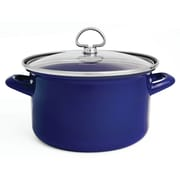 Chantal 4-qt. Soup Pot w/ Lid; Cobalt Blue