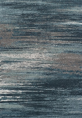 Dalyn Rug Co. Modern Greys Teal Area Rug; 3'3'' X 5'3''