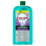 Cascade Rinse Aid Platinum, 901ml
