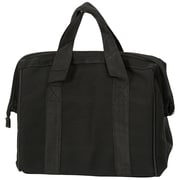 Merangue Adult Wire Lunch Bag, Black