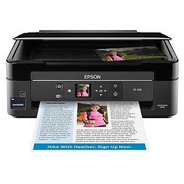 Epson - Imprimante Expression Home XP-330 Small-in-One®