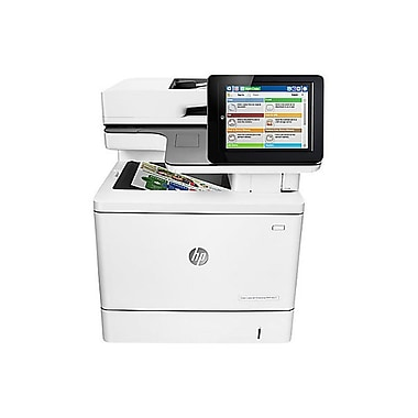 HP - Imprimante couleur LaserJet Enterprise MFP M577f (B5L47A)