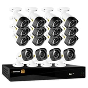 Defender® HD 1080p 16 Channel 2 TB Security DVR and 16 Bullet Cameras, with Mobile Viewing(HD2T16B16)