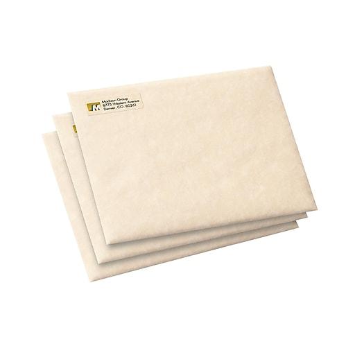 Averyr Clear Easy Peeltm Return Address Labels 18667 12 X 1 3