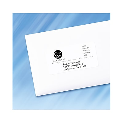 avery 2 u0026quot  x 4 u0026quot  laser 5963 shipping labels white with
