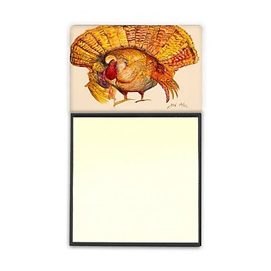 Carolines Treasures Turkey Sticky Note Holder (CRLT69039)