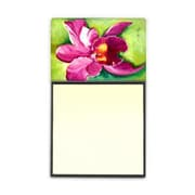 Carolines Treasures  Orchid Sticky Note Holder (CRLT69240)