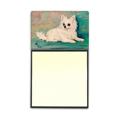 Carolines Treasures Chihuahua Queen Mother Sticky Note Holder (CRLT79339)