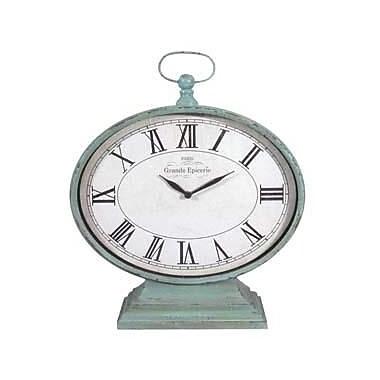 VIP Home & Garden Antique Table Clock (VIPN046)