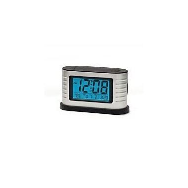 Crosley Deco Metal Alarm Clock (VLCD007)