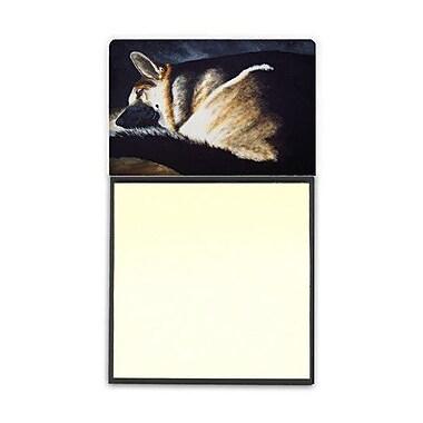 Carolines Treasures Day Dreamer German Shepherd Sticky Note Holder (CRLT87634)