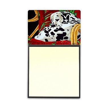 Carolines Treasures Sunday Nap Dalmatian Sticky Note Holder (CRLT87832)