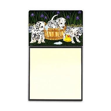 Carolines Treasures Pass the Soap Dalmatian Sticky Note Holder (CRLT88030)