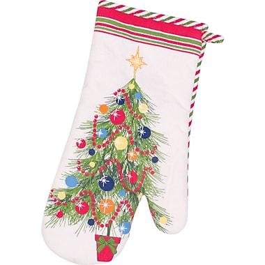 Fiesta Christmas Tree Oven Mitt