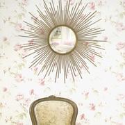 DecorShore Sunburst Decorative Wall Mirror