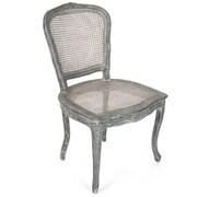 Zentique Inc. Annette Side Chair; Blue