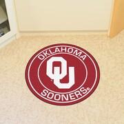 FANMATS NCAA University of Oklahoma Roundel Mat