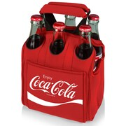 Picnic Time Coca-Cola Six Pack  20 Oz. Beverage Dispenser