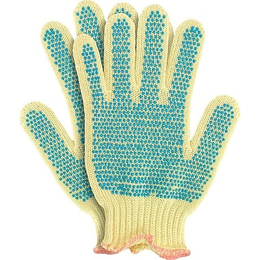 Jomac Canada Gloves, Kevlar Knit, Dotted, Large, 6 Pairs/Pack (1886L)