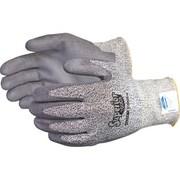Superior Glove – Gants de travail avec paume en polyuréthanne, Dyneema, taille 10, 6 paires/pqt, gris (S13SXGPU10)
