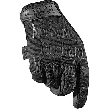 Mechanix Wear – Gants Mechanix Original, noir discret, 2TG/12, 3 paires/pqt (MG-55-012)